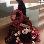 2013 Memorial Poppies at Southview Public School